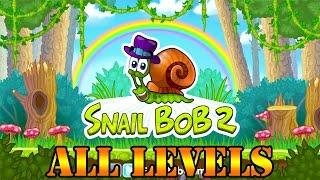 Snail Bob 2: All Levels Full Game (3 Stars)