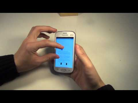 Samsung Galaxy TREND Duos GT-S7392 обзор ◄ Quke.ru ►