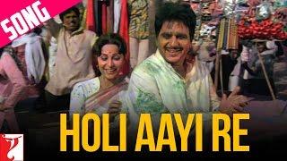 Holi Aayi Re - Song - Mashaal