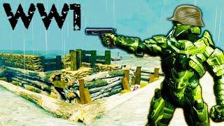 World War 1 in Halo 5!