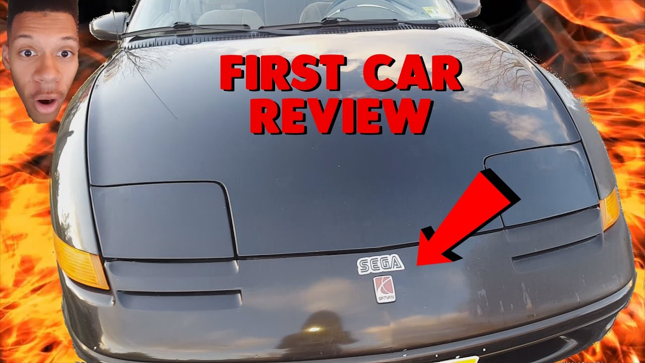 Review Of My First Car | 1996 Saturn SC2 - YouTube