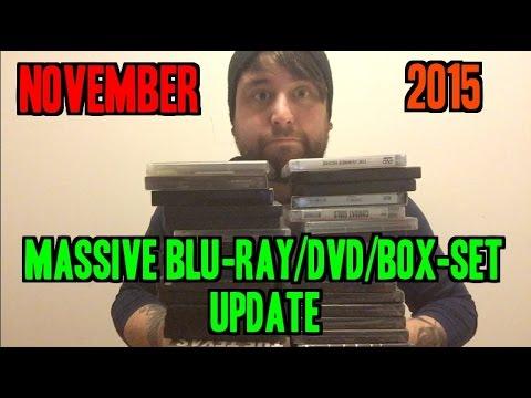 Download Massive Blu-Ray/DVD/Box-Set Update   November 2015