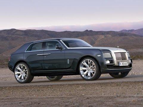 Rolls Royce Suv 2018 Youtube