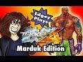 Edgey Plays Tekken 4: Marduk Edition