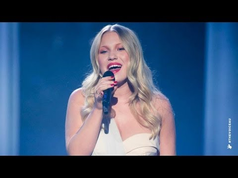 Anja Nissen sings I'll Be There | The Voice Australia 2014