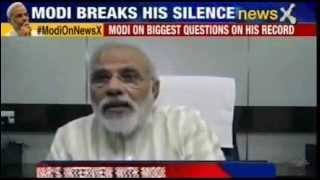 Narendra Modi Interview: Watch unseen aspects of Modi