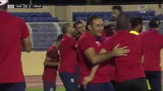 ملخص مباراة العدالة X ضمك  الجولة 2 دوري الأمير محمد بن سلمان للمحترفين 2019