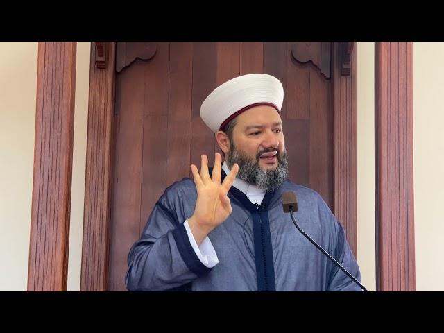 خطبة الجمعة من مسجد السلام في سيدني | بيان وجوب الزكاة | 02-04-2021