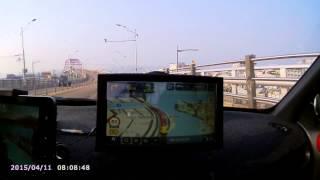 파인드라이브 iQ 3D 9000V 주행 영상