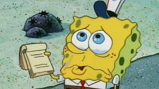 SpongeBob SquarePants Clip: Pizza Delivery