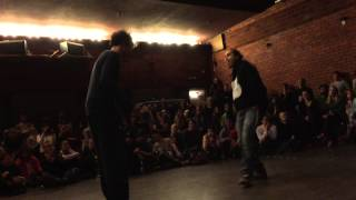 Daniel & Mario, the final - All Style Battle, STF 2015