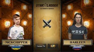 NickChipper vs harleen, StarLadder Hearthstone Ultimate Series