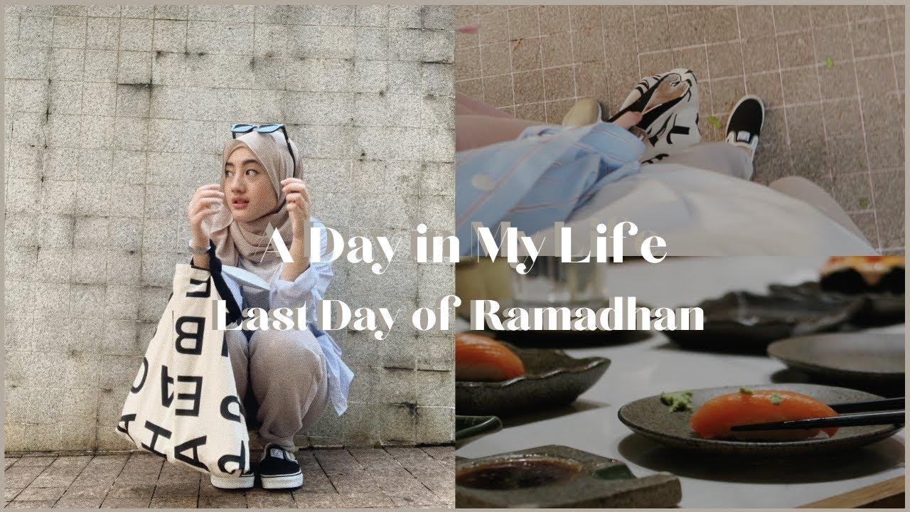 [cc] A Day in My Life ❍ Last Day of Ramadhan | Rafa Dhafina