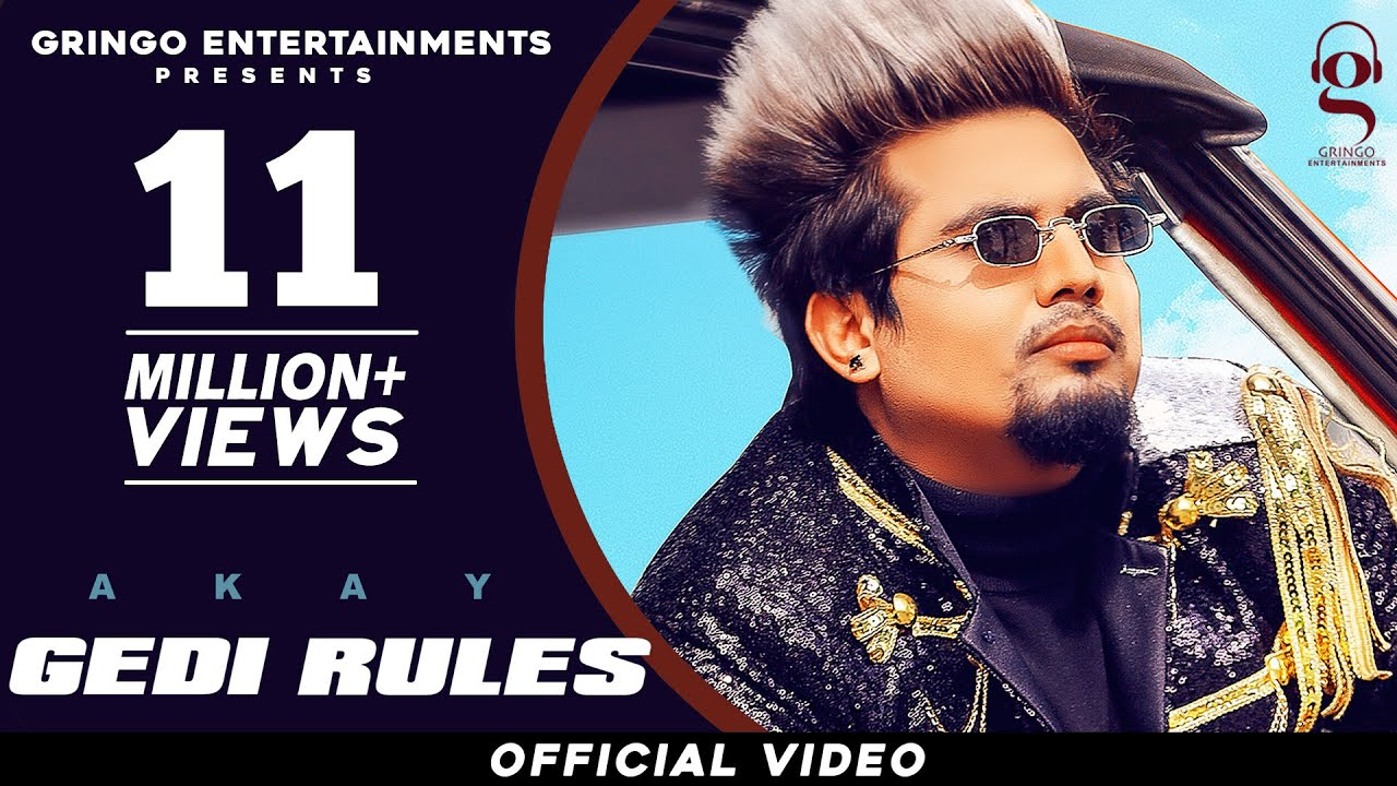 Download Gedi Rules (Official Video) | Akay | Pendu Boyz | Jerry |Latest Punjabi Songs 2020|New Punjabi Songs