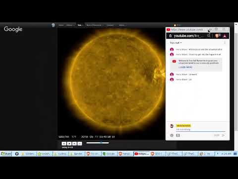 smAsho streAm LIVE: Space Weather/ Coronal Mass Ejection Yet to Arrive?