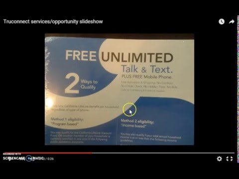Truconnect Direct free unlimited Talk and Text plus 100mb of data!