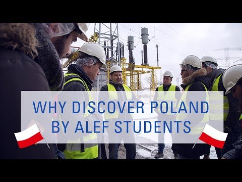 Why discovering Poland for ALEF students