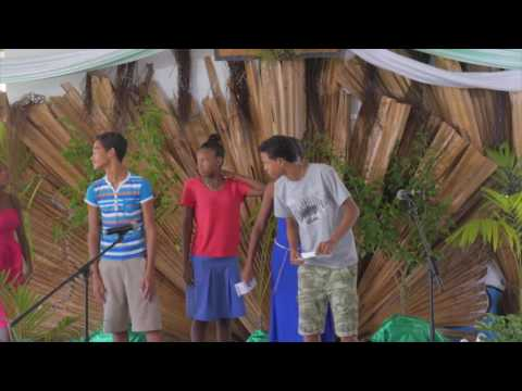 Launching Ceremony of the Praslin Schools Solar Project