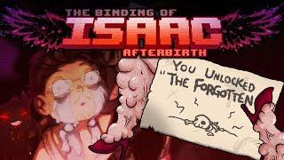 Débloquer THE FORGOTTEN en 1 partie - [Binding Of Isaac AB+]