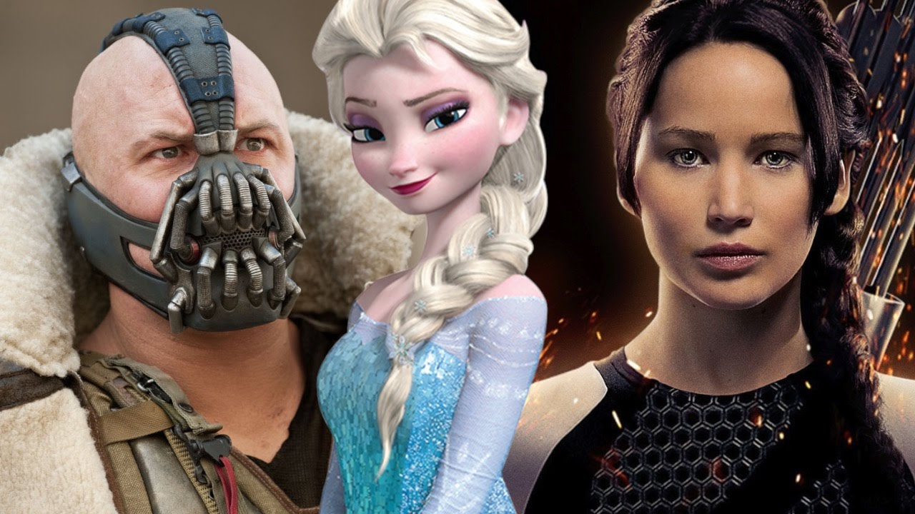 Top 10 Memorable Movie Characters of the 2010s YouTube