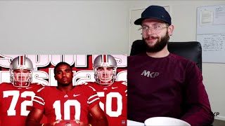 Rugby Player Reacts to The 2006 OHIO STATE Epic Football Season!