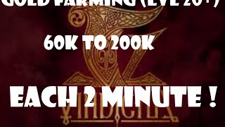 Vindictus (NA) 2015 - How To Farm Gold For Low Level (20+)(60k-200k in 2 minutes)