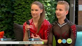Vezetik a világranglistát akrobatikus rock and rollban a magyar táncosok - tv2.hu/fem3cafe
