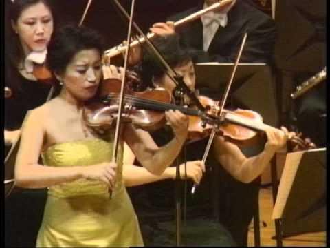 Kowoon Yang, F.Mendelssohn - Violin Concerto in E minor OP.64 I.Allegro molto appasianato