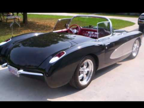 corvette kit car 1958 replicas for sale autos post. Black Bedroom Furniture Sets. Home Design Ideas