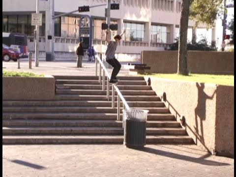 Dylan Perry, Jereme Knibbs, Piro Sierra, Houston Street Skating