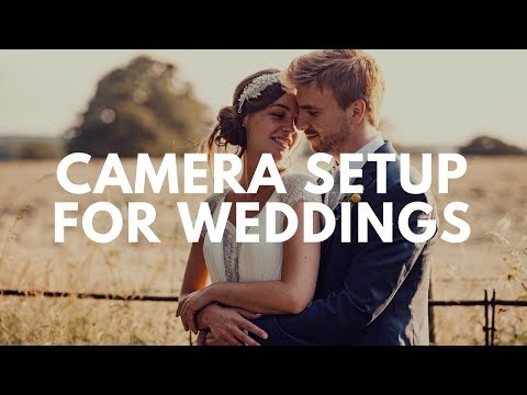 THIS Is How I Setup My Nikon Camera For Wedding Photography Tutorial