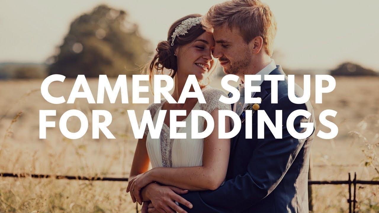 Nikon Wedding Photography: THIS Is How I Setup My Nikon Camera For Wedding