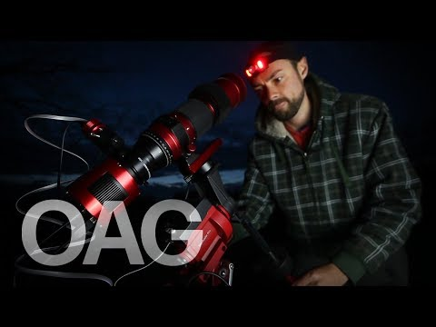 Off-Axis Guiding (OAG) for Astrophotography