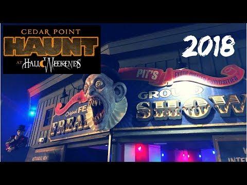 Java Joel - Listen to win Cedar Point Halloweekends, IX Trick/Treat Street + MORE!