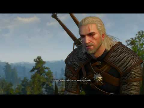The Witcher 3 : Wild Hunt Complete Edition - Part 2 - Trouble at the Tavern - PS4 Gameplay