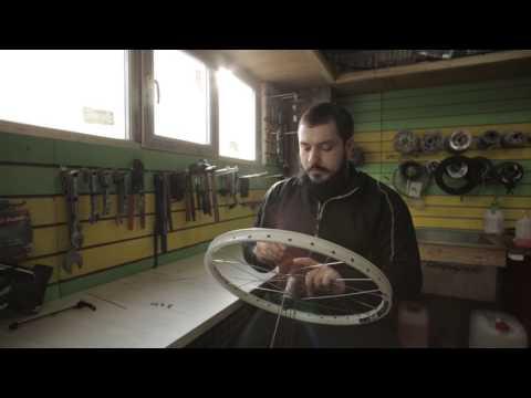 Полная инструкция по сборке колеса велосипеда