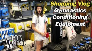 Shopping for Gymnastics Conditioning Equipment