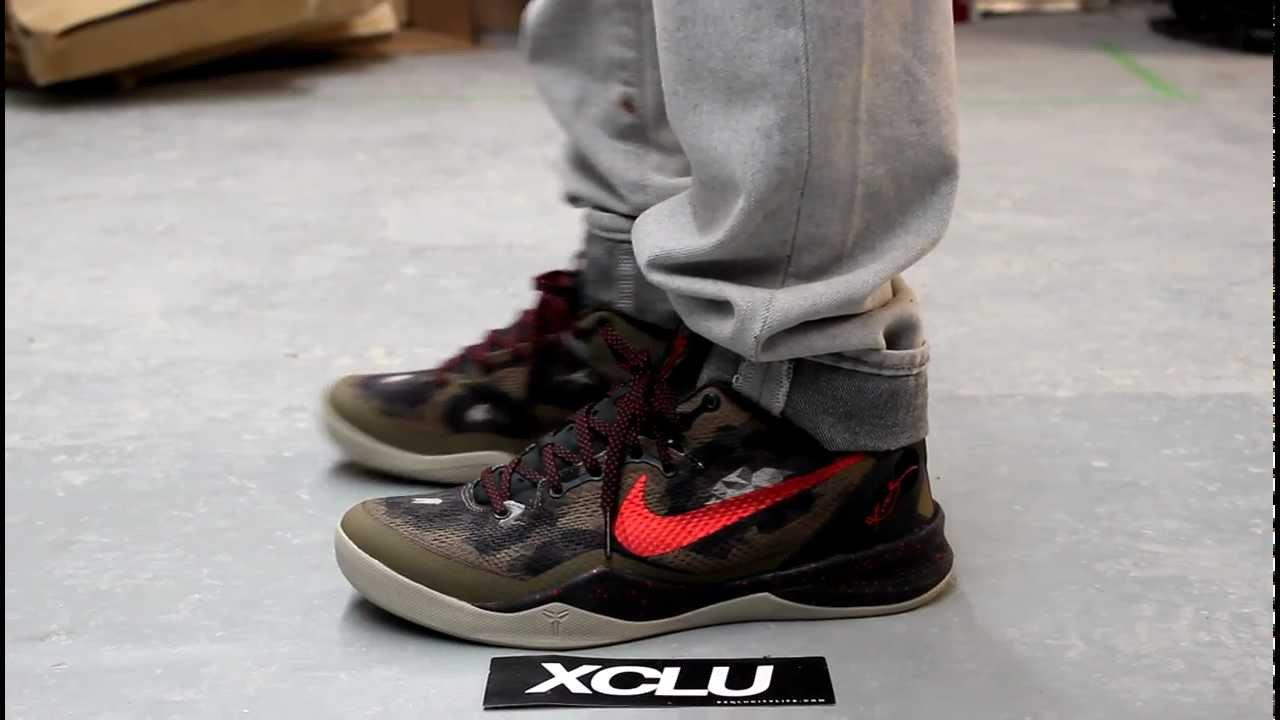 detailing 82974 87075 Nike Kobe 8