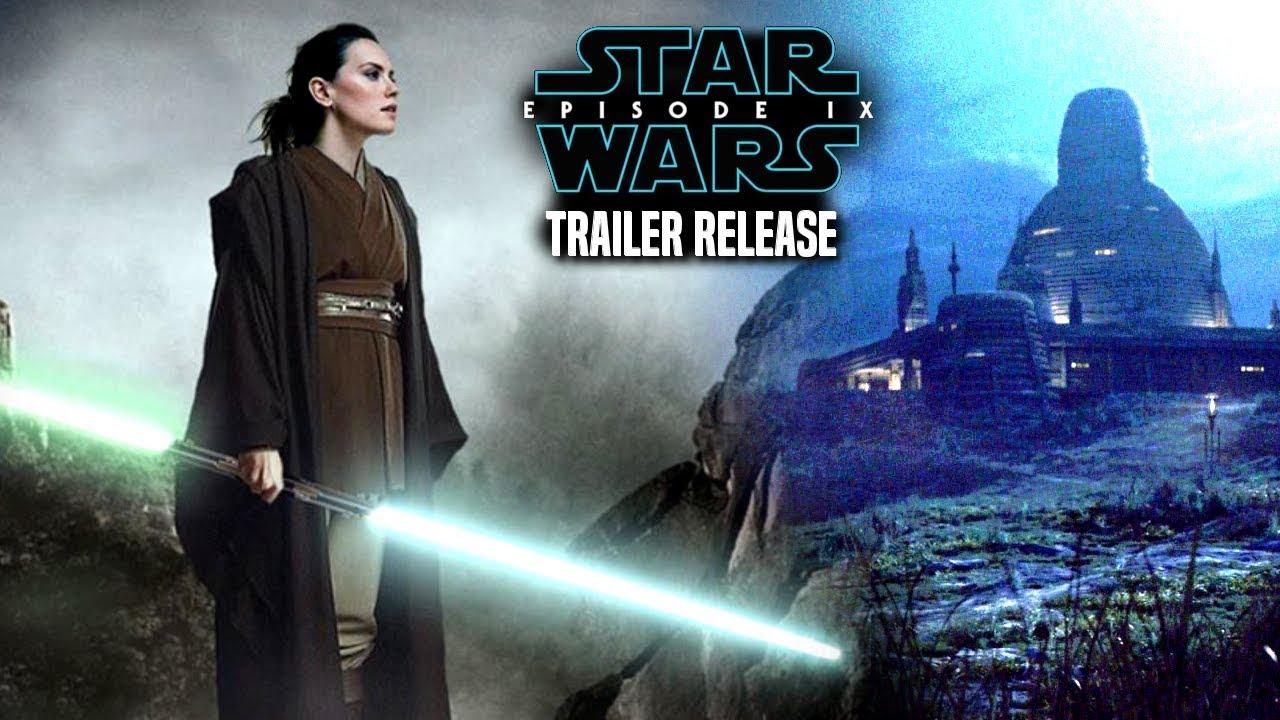 Star Wars 9 Trailer