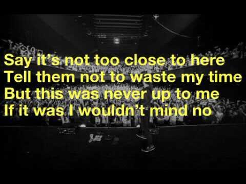 Shawn Mendes - Like this lyrics live in Paris