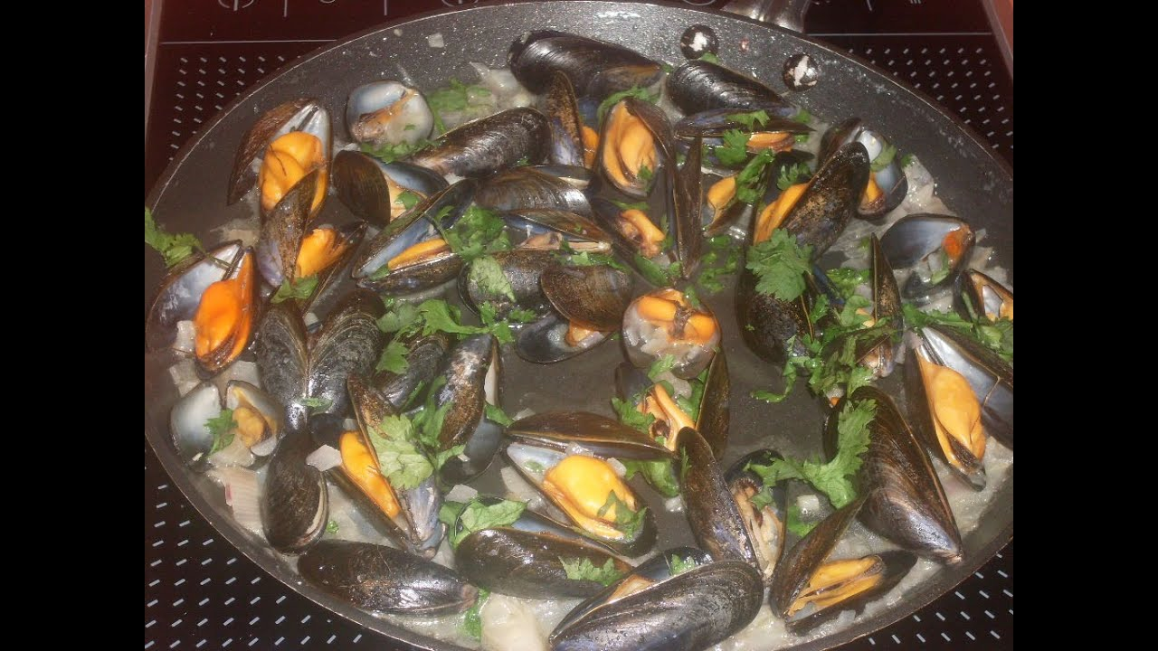 Comment Cuire Des Moules Facilement Technique De Cuisine Youtube