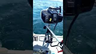 Tomking 3 5 HP 2 Zamanlı Kısa Şaft Motor