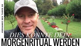 Stehenbleiben - Ein kleines Ritual mit Christian Rieken - human essence