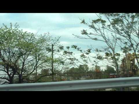 driving through baltimore