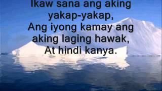 Bakit Ngayon Ka Lang - Marcelito Pomoy - karaoke / instrumental / minus one