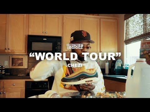 Chezi - World Tour | Shot By @BGIGGZ