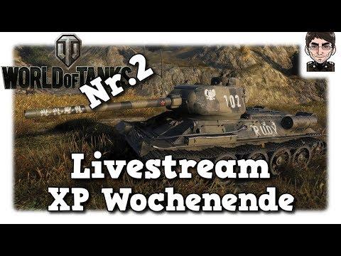 World of Tanks - Livestream vom Sonntag mit Subs auf YouTube [deutsch]