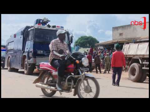 Besigye Poliisi Emulabidde Nakaseke