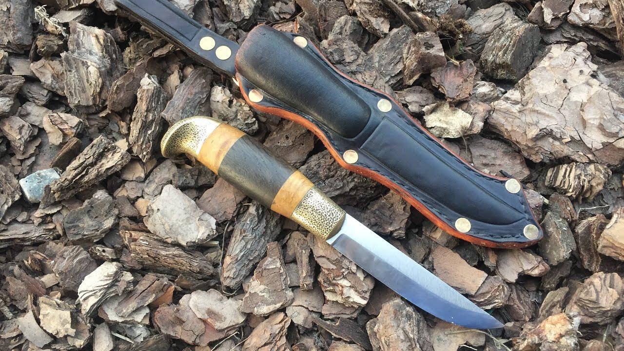 Финский нож, почему, немного истории и мысли об фронтовой финке