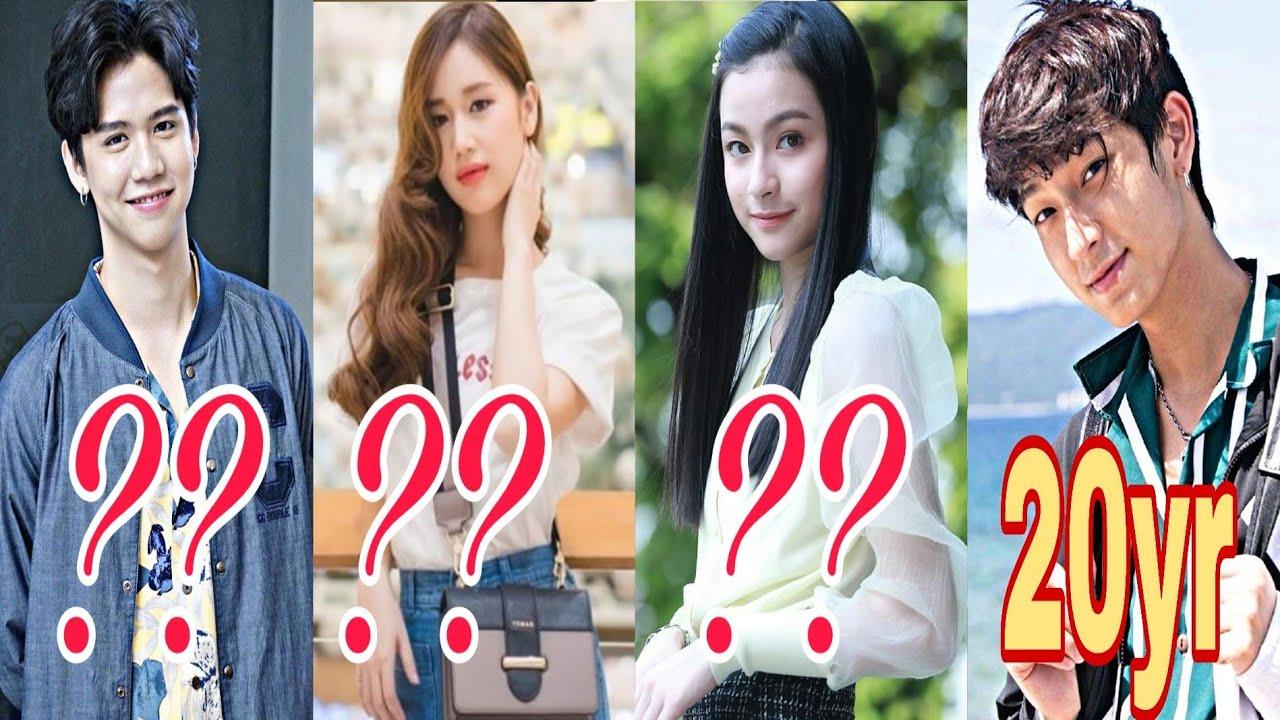 The Gifted Graduation Season 2 Thai Drama 2020 Upcoming Thai Drama Cast Real Name Ages Youtube